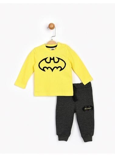 Batman  Bebek Takım 16426 Sarı